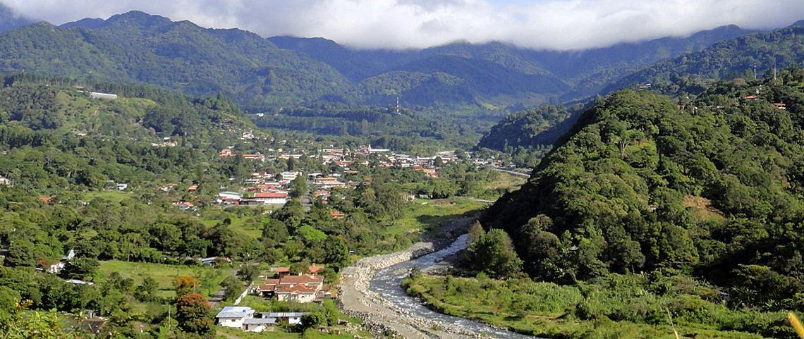 Boquete, Chiriqui, Panama, Home of Serenity Vista Addiction Recovery Retreat -