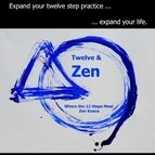 12 & Zen by Bill Krumbein, Bill Krumbein, author of 12 and Zen, an examination of the 12 steps, zen, zen koans, recovery, and spirituality