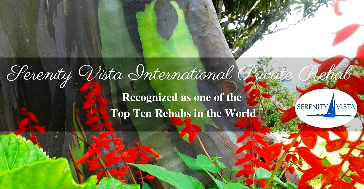 Best private exclusive rehab center worldwide - Serenity Vista International holistic Alcohol & Drug Private Rehab in tropical Panama