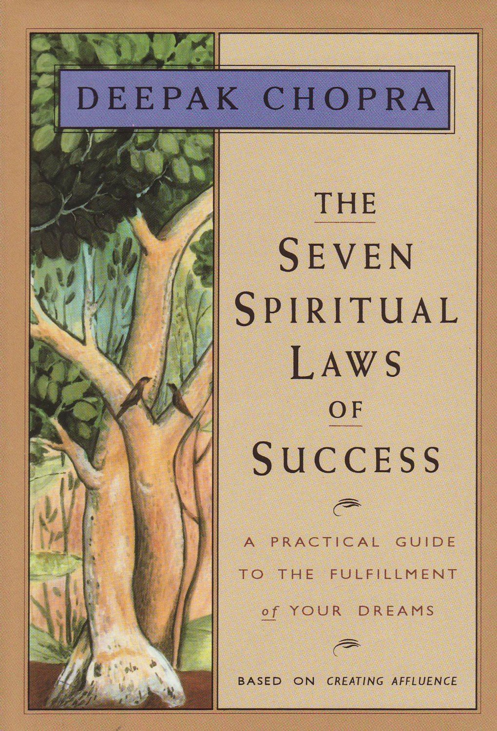 Image result for the seven spiritual laws of success