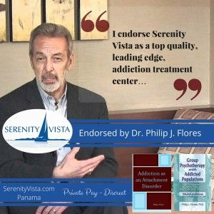 Philip J. Flores PhD, Rehab Clinics, 12 Step Drug & Alcohol Treatment Centers, International Rehab