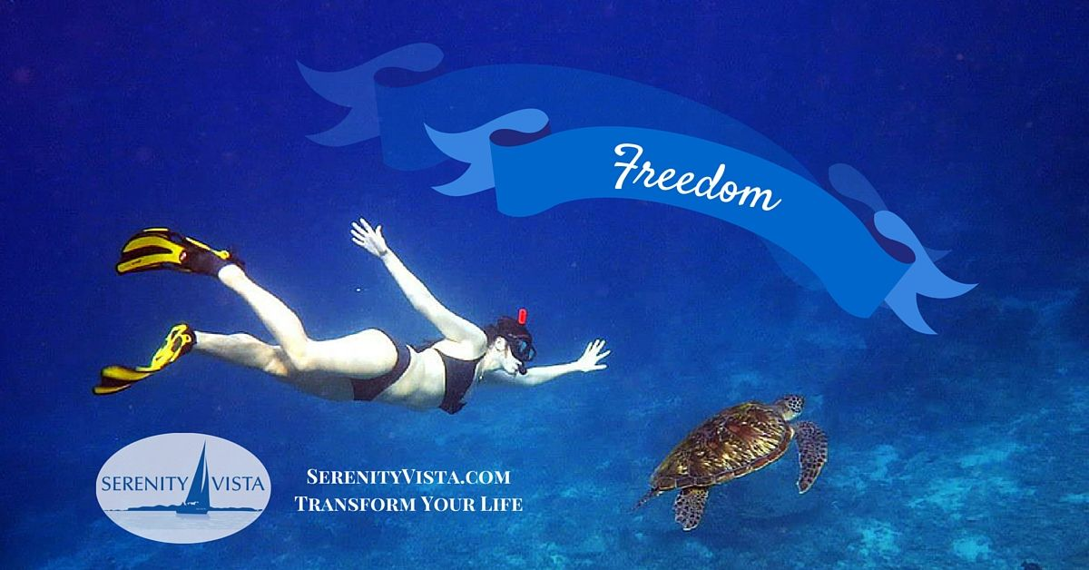 At Serenity Vista, Recovery is Addiction Freedom