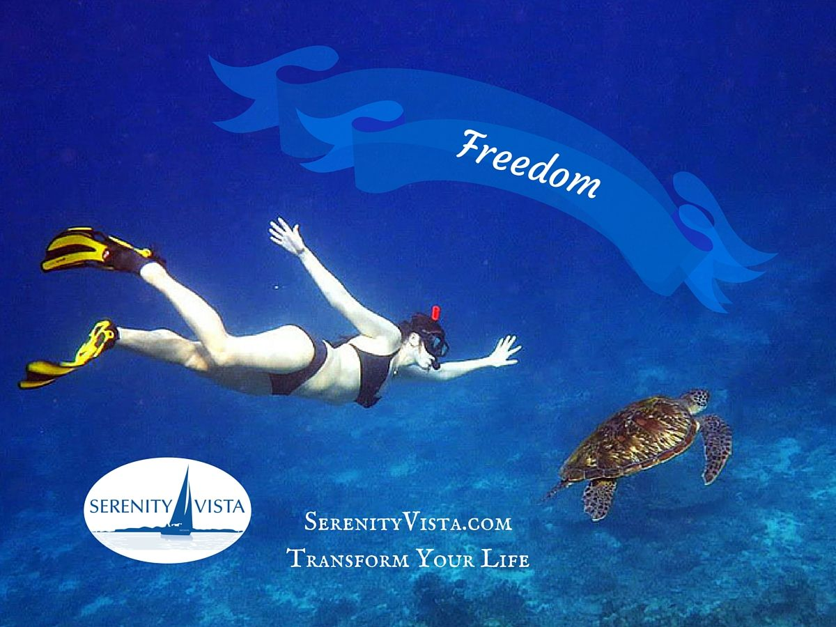Freedom - What you can expect from Alcohol & Drug Rehab Addiction Treatment at Serenity Vista
