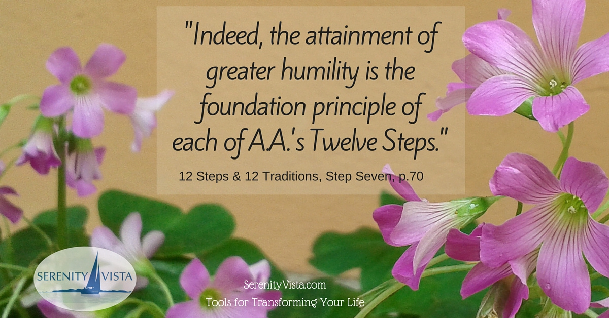 Humility as Spiritual Practice in Addiction Rehab at Serenity Vista International Private Affordable Holistic 12 step Addiction Treatment Rehab Spiritual Retreat