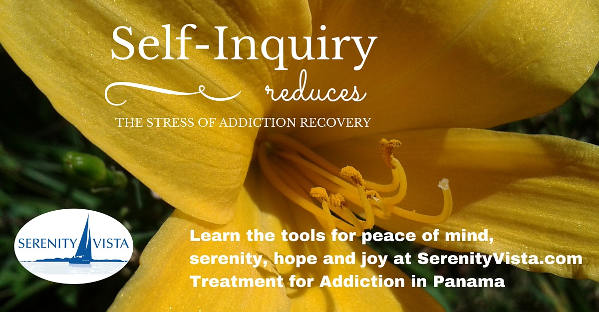 stress reduction addiction treatment rehab at Serenity Vista private rehab in Panama