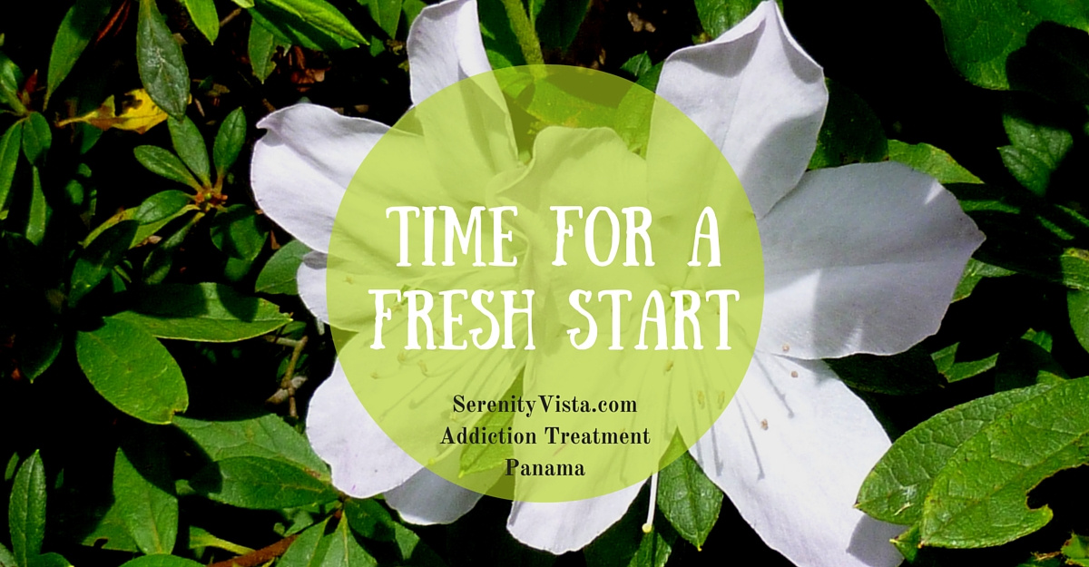 Full addiction recovery rehab for your fresh start at life transformation and renewal.