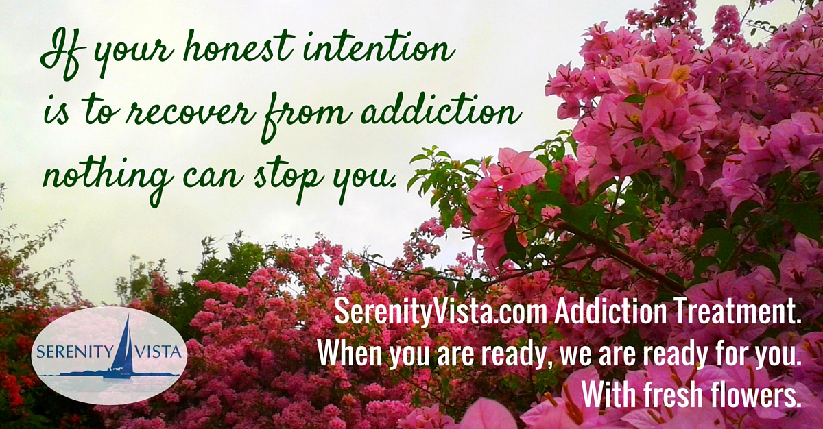 Overcome Addiction with the Power of Intention at Serenity Vista Best Drug Rehab