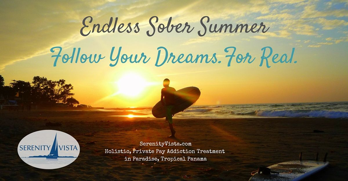 Endless Sober Summer in tropical paradise at Serenity Vista Alcohol & Drug Rehab