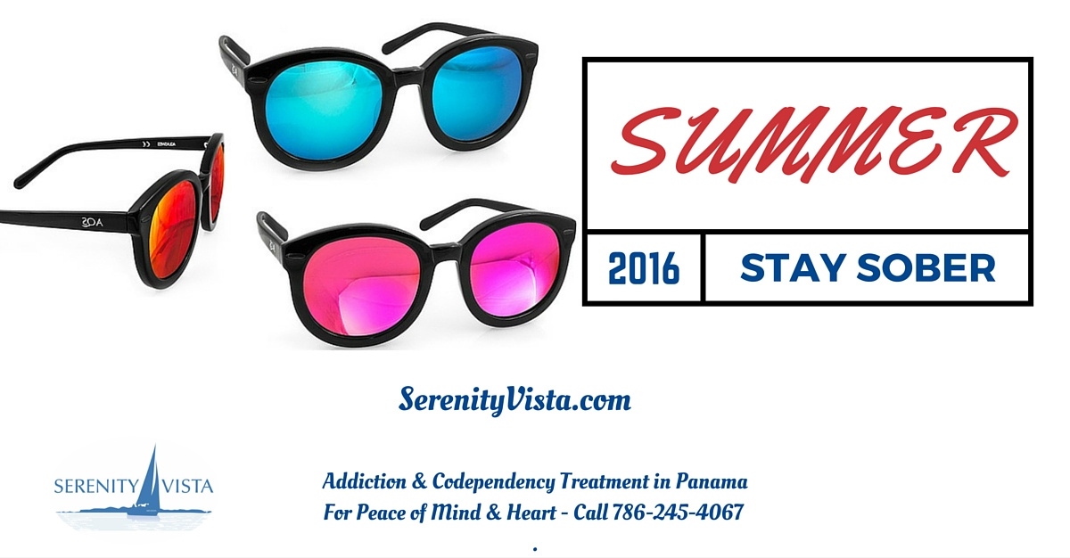 Drinking, drugs and staying sober this summer with Serenity Vista Drug Rehab
