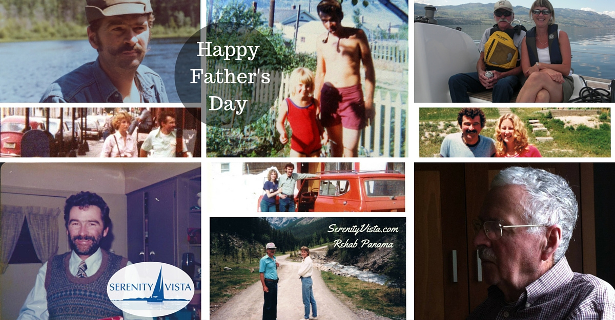 Father's Day and Addiction Recovery at Serenity Vista Drug Rehab