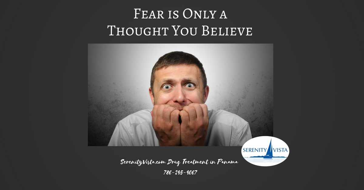 Face fear in addiction recovery at Serenity Vista private drug rehab