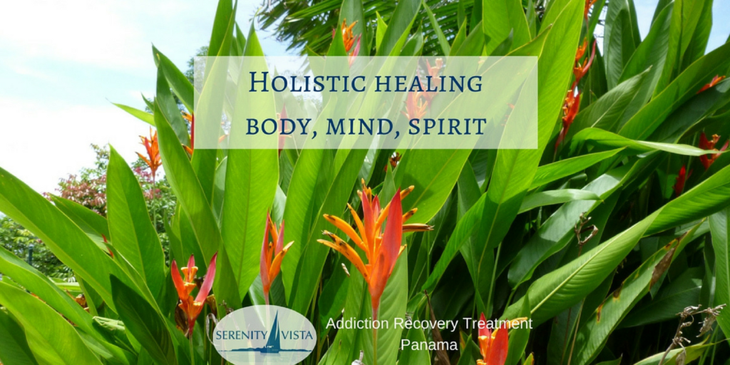 Holistic Healing in Drug Rehab