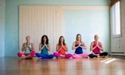Yoga in drug rehab at Serenity Vista
