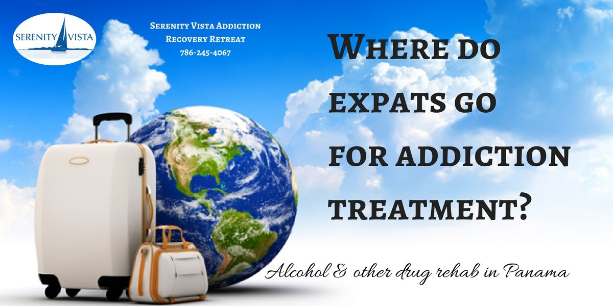 Where to go for English speaking addiction treatment for expats