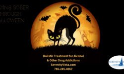 Sober Through Halloween