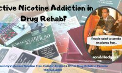 Active Nicotine Addiction in Drug Rehab
