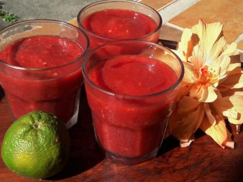 Smoothies! Every Morning.
