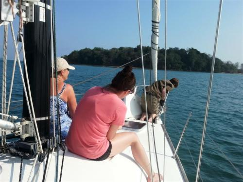 Overnight Sailing Weekend