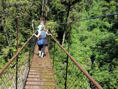 Hanging Bridges Tour is Spectacular