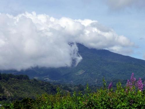 View of Local Volcan Baru